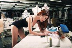 艳丽女裁缝